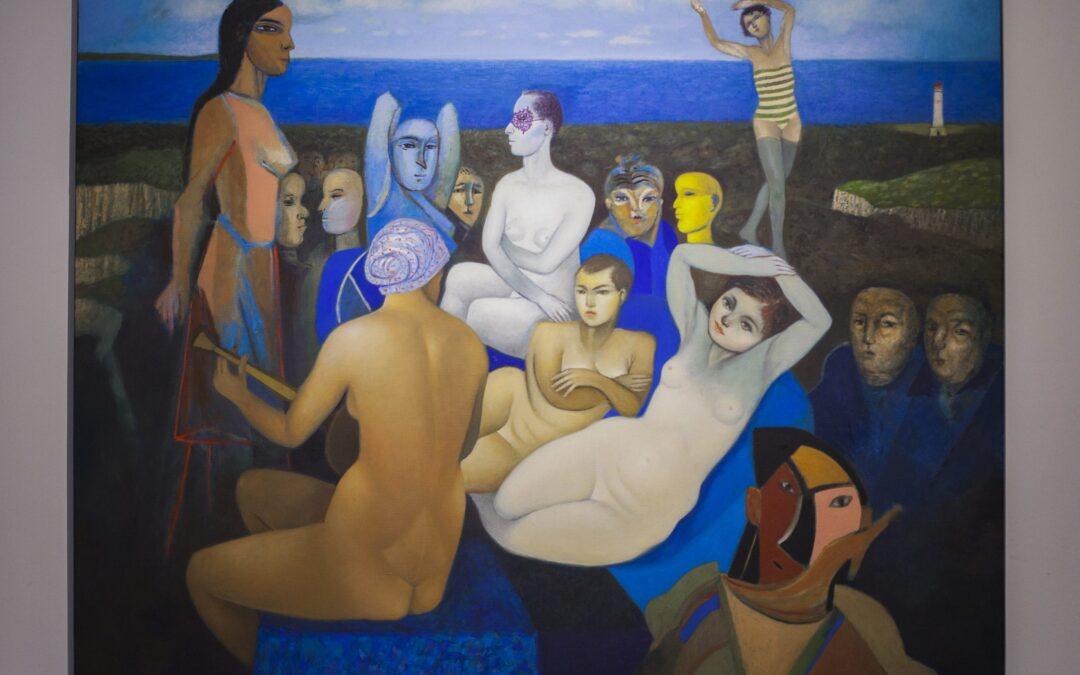 El baño turco en Avignon | Gonzalo Cienfuegos